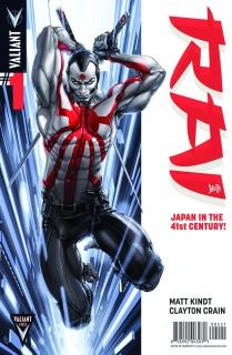 Rai #1 (Crain Cover)