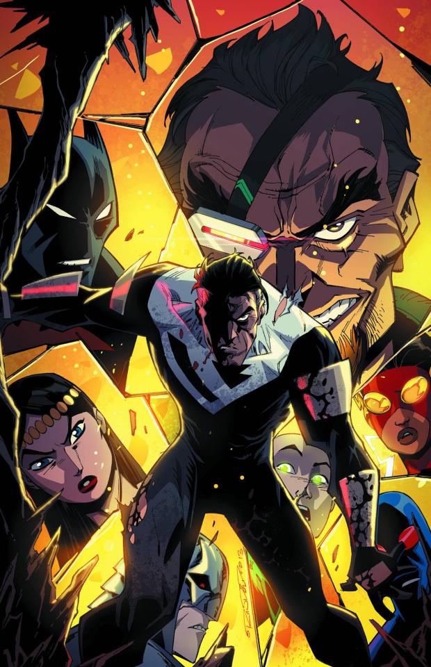 Batman Beyond Universe #4