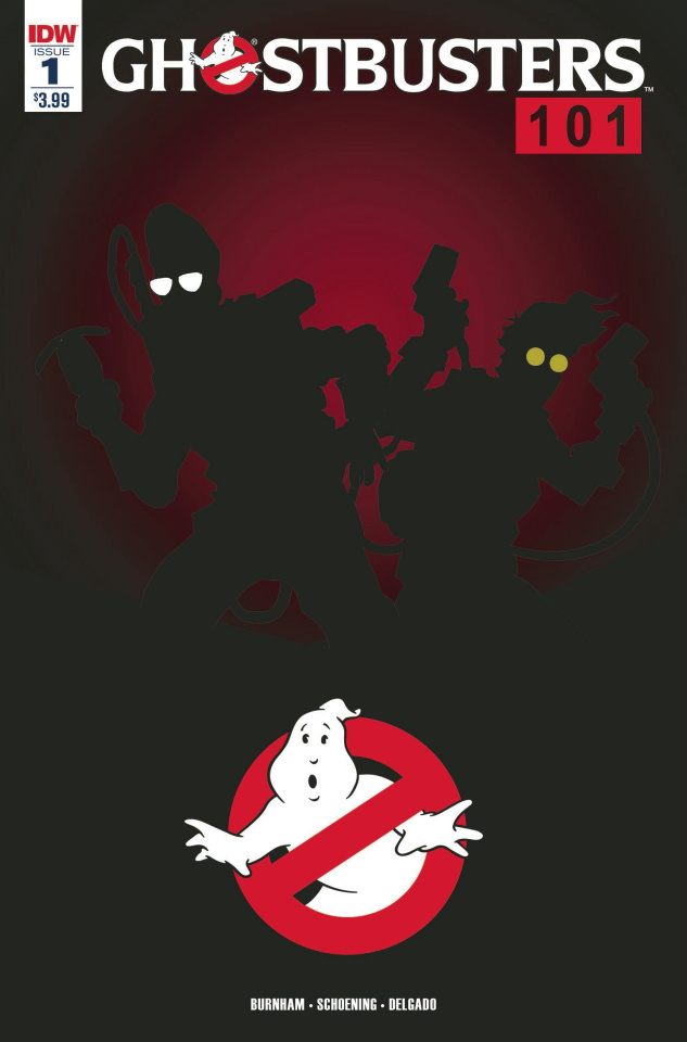 Ghostbusters 101 #1 (2nd Printing)