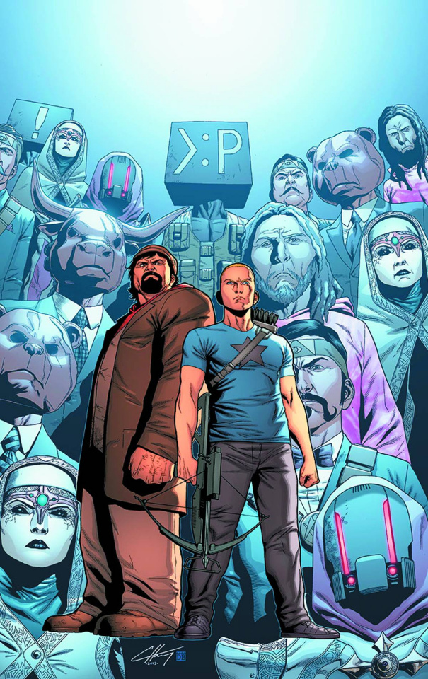 Archer & Armstrong #16