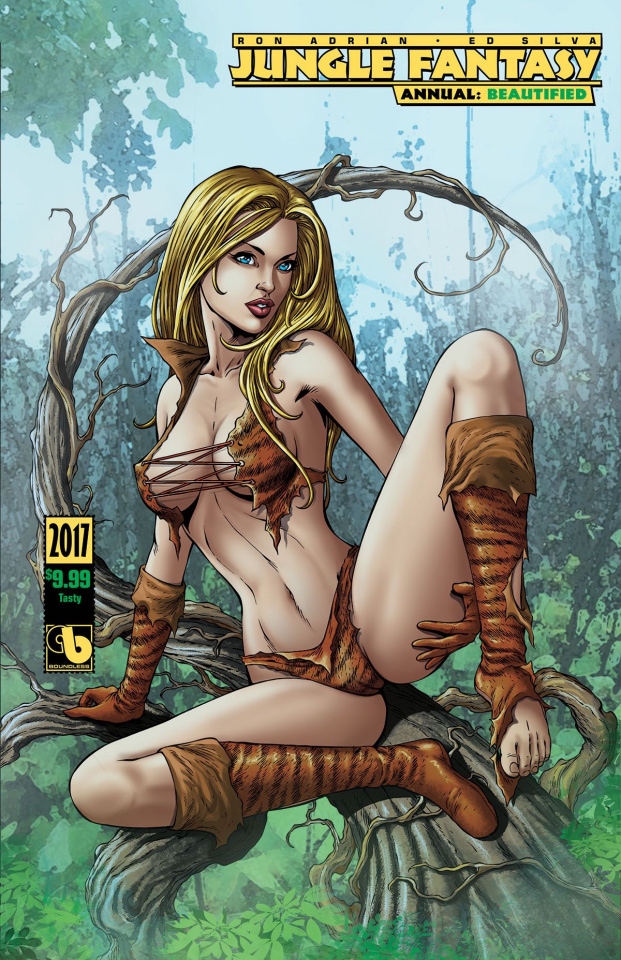 Jungle Fantasy Annual 2017: Beautified (Tasty Cover)