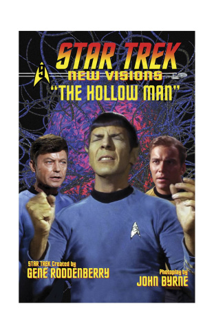 Star Trek: New Visions - The Hollow Man