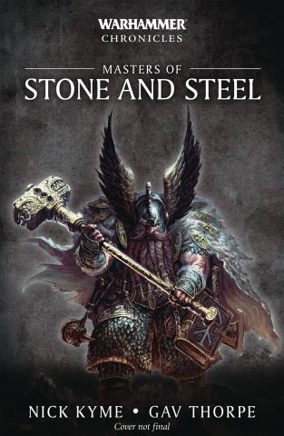 Warhammer Chronicles: Masters of Stone and Steel