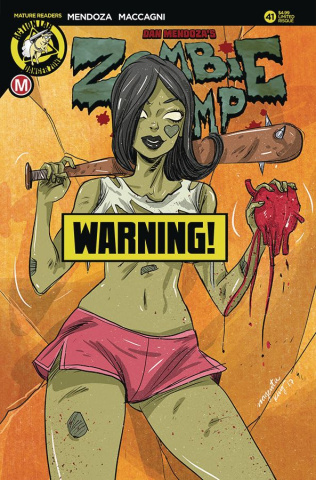 Zombie Tramp #41 (Risque Besties Cover)