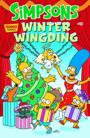 Simpsons: Winter Wingding #10