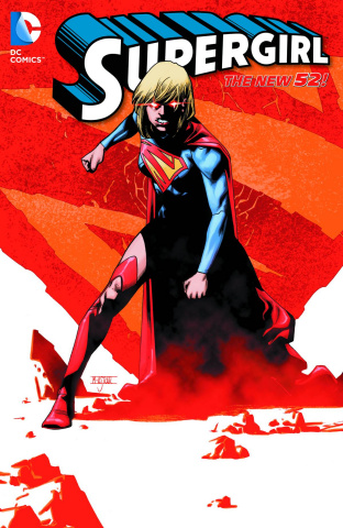 Supergirl Vol. 4: Out of the Past