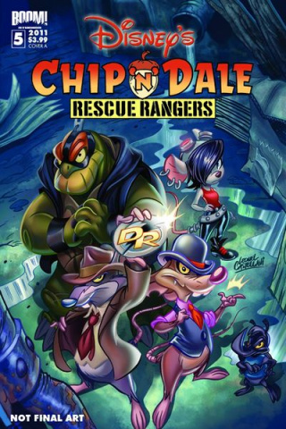 Chip 'N' Dale Rescue Rangers #5