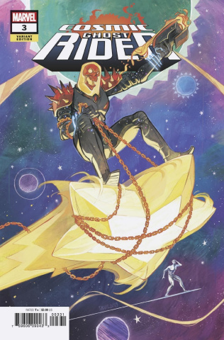 Cosmic Ghost Rider #3 (Shavrin Cover)