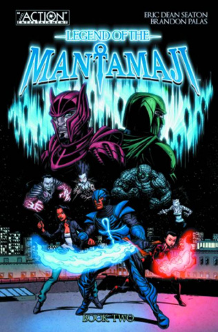 Legend of the Mantamaji Book 2