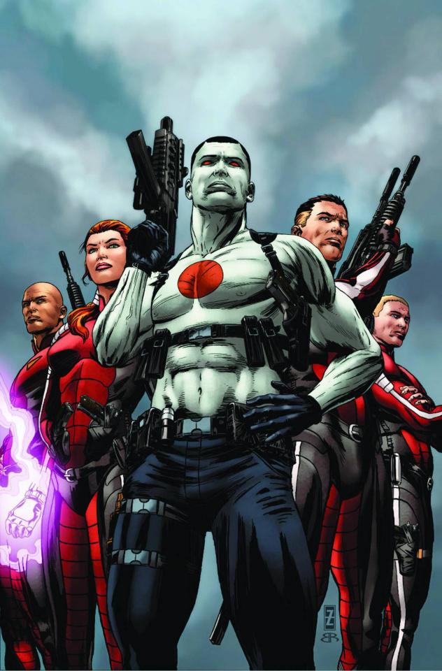 Bloodshot & H.A.R.D. Corps #16