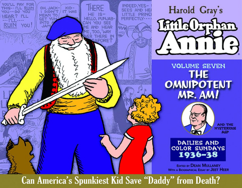 Little Orphan Annie Vol. 7