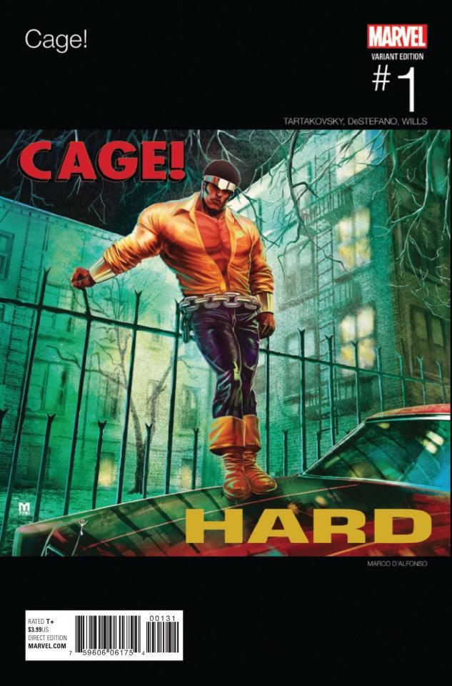 Cage #1 (Scott Hip Hop Cover)