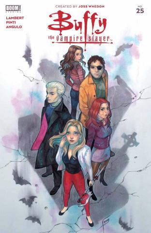 Buffy the Vampire Slayer #25 (Frany Cover)