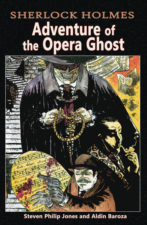 Sherlock Holmes: Adventures of the Opera Ghost