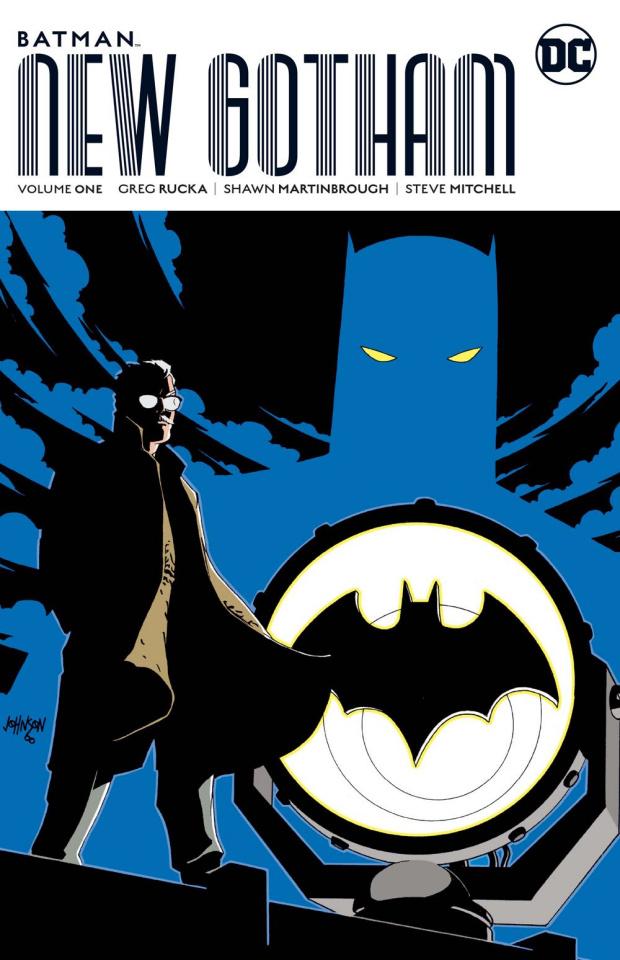 Batman: New Gotham