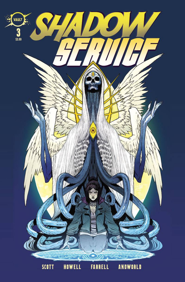 Shadow Service #3 (Howell Cover)