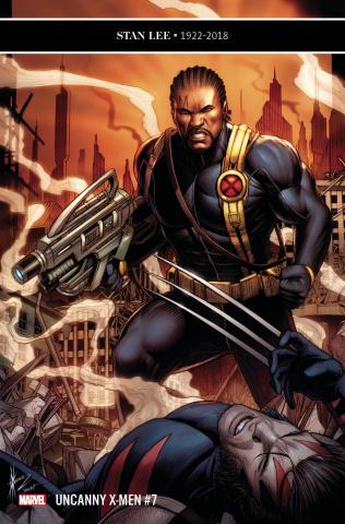 Uncanny X-Men #7 (Artist Cover)