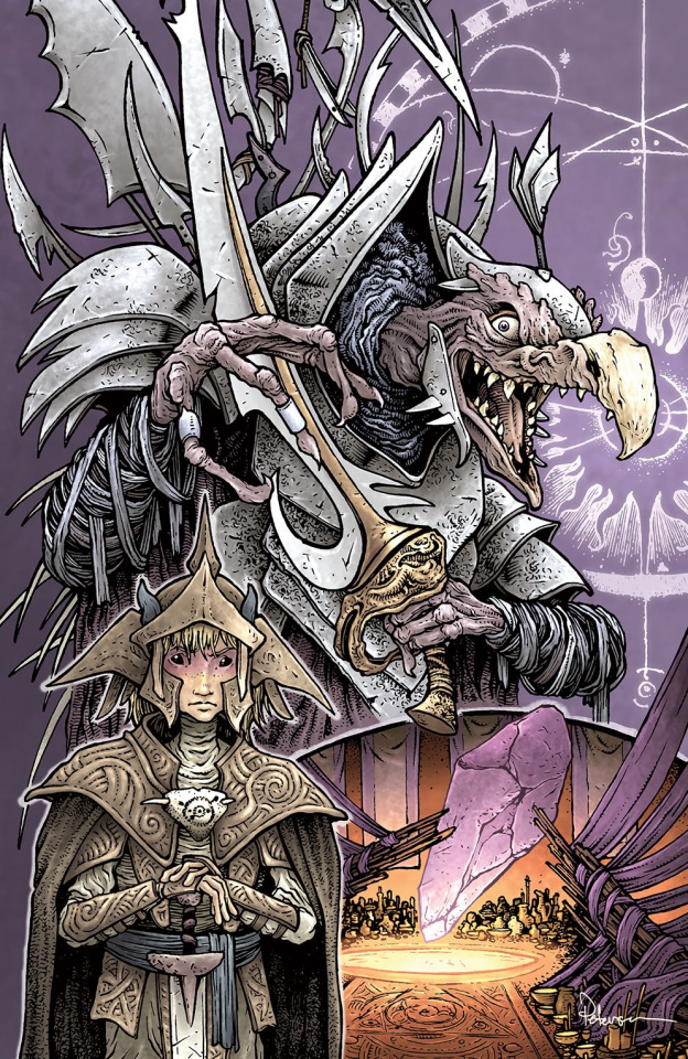 The Power of the Dark Crystal #1 (25 Copy Cover)