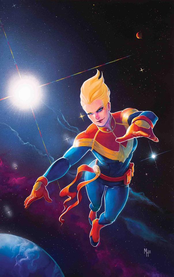 The Mighty Captain Marvel #9