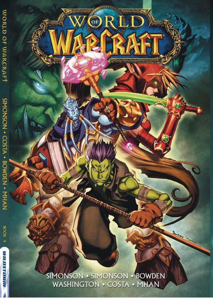 World of Warcraft Book 4