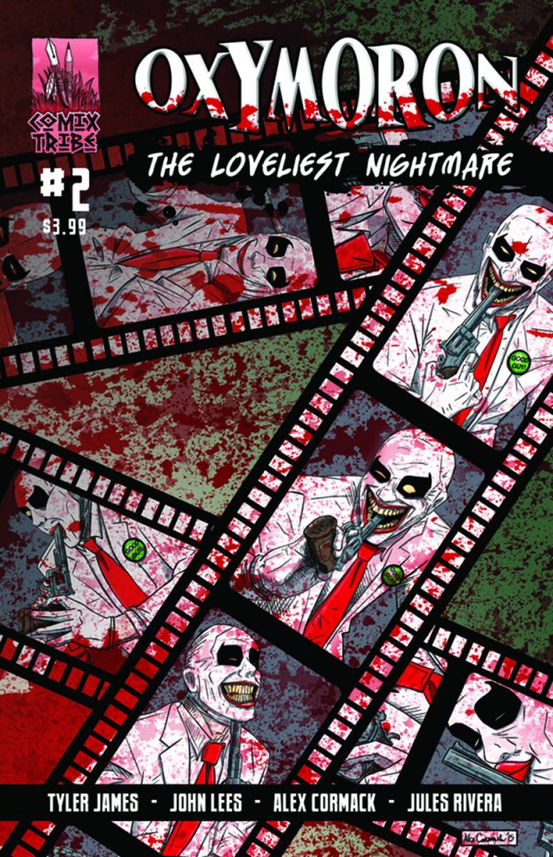 Oxymoron: The Loveliest Nightmare #2