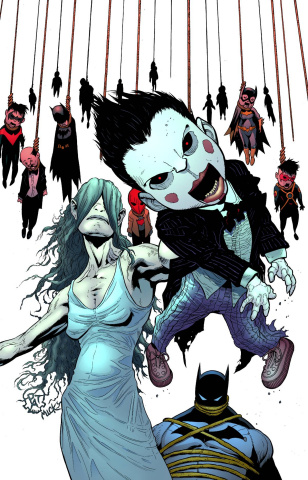 Batman: The Dark Knight #23.1: The Ventriloquist
