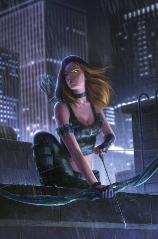 Grimm Fairy Tales: Robyn Hood #8 (Capprotti Cover)