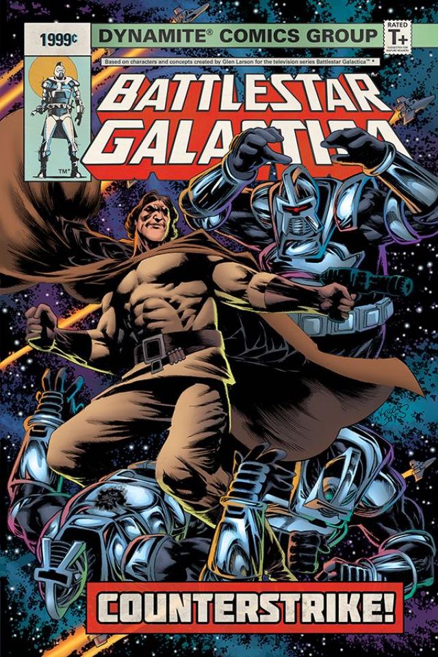 Battlestar Galactica Classic: Counterstrike!