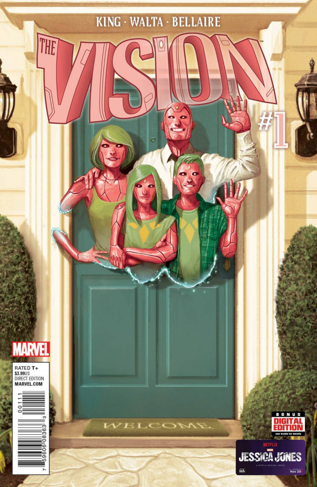 The Vision #1