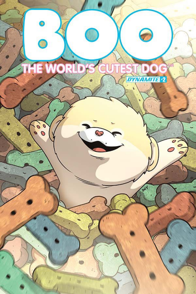 Boo: The World's Cutest Dog #2 (Uy Cover)
