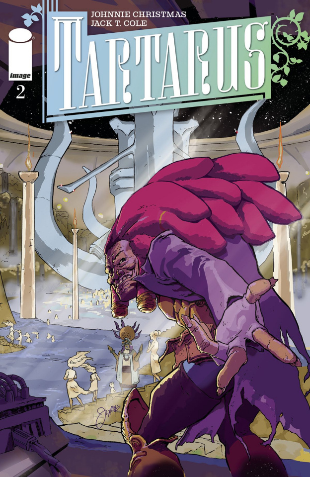 Tartarus #2 (Christmas Cover)