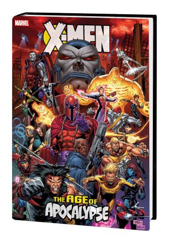 X-Men: Age of Apocalypse (Omnibus Tan Cover)