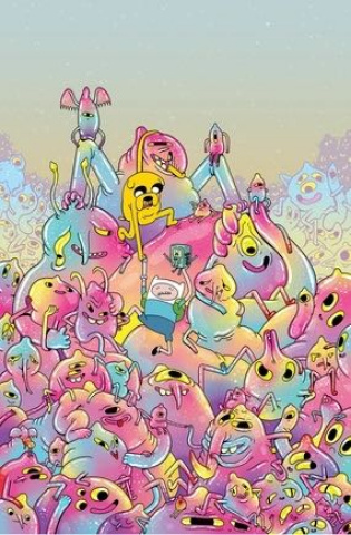 Adventure Time, Season 11 #1 (2nd Printing)