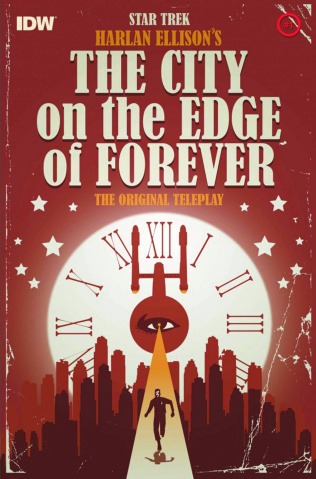 Star Trek: The City on the Edge of Forever #1 (2nd Printing)
