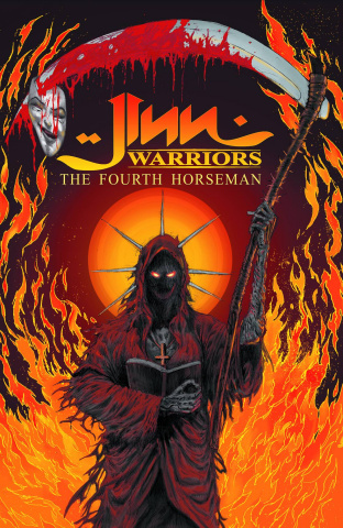 Jinn Warriors Vol. 2: The Fourth Horsemen
