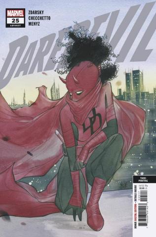 Daredevil #25 (Momoko 3rd Printing)