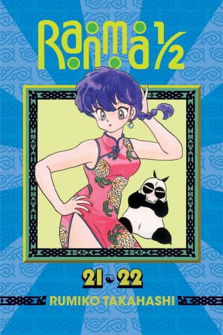 Ranma 1/2 Vol. 11 (2-in-1 Edition)