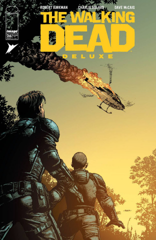 The Walking Dead Deluxe #26 (Finch & McCaig Cover)