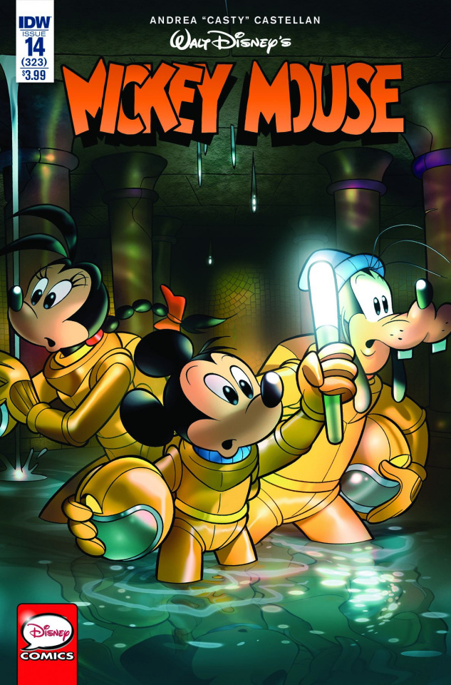 Mickey Mouse #14