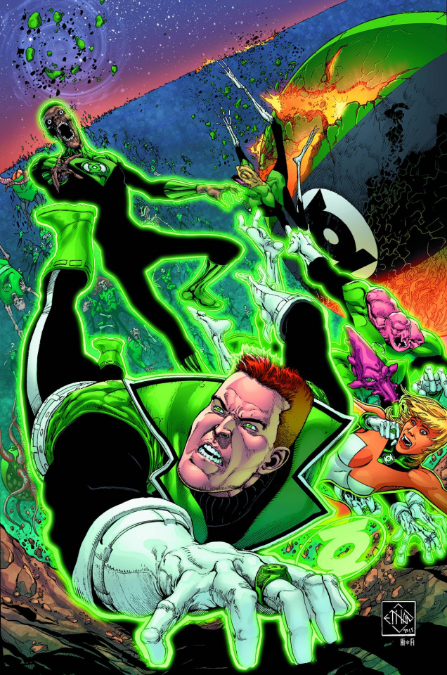 Green Lantern Corps: The Edge of Oblivion #2
