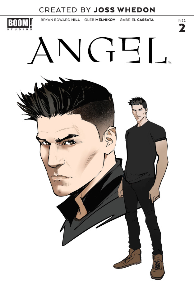 Angel #2 (4th Printing)
