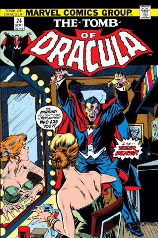 Criminally Insane: Dracula #1 (True Believers)