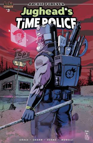 Jughead's Time Police #3 (Robertson Cover)