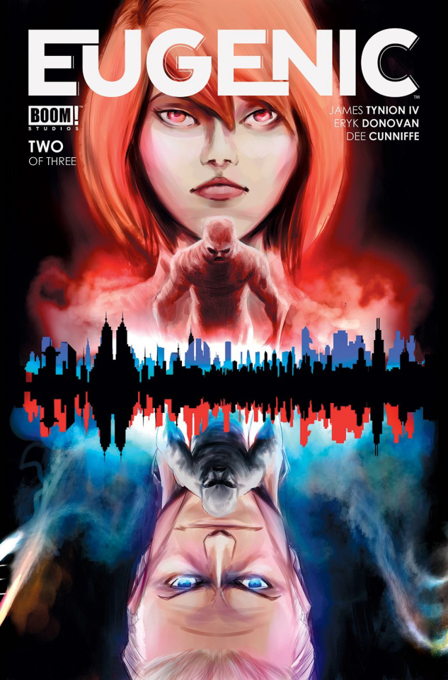 Eugenic #2 (Subscription Rodriguez Cover)