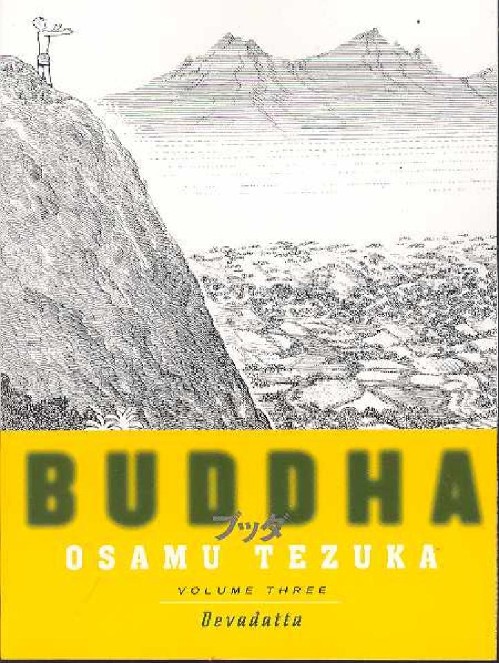Buddha Vol. 3: Devadatta