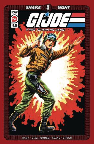 G.I. Joe: A Real American Hero #274 (2nd Printing)