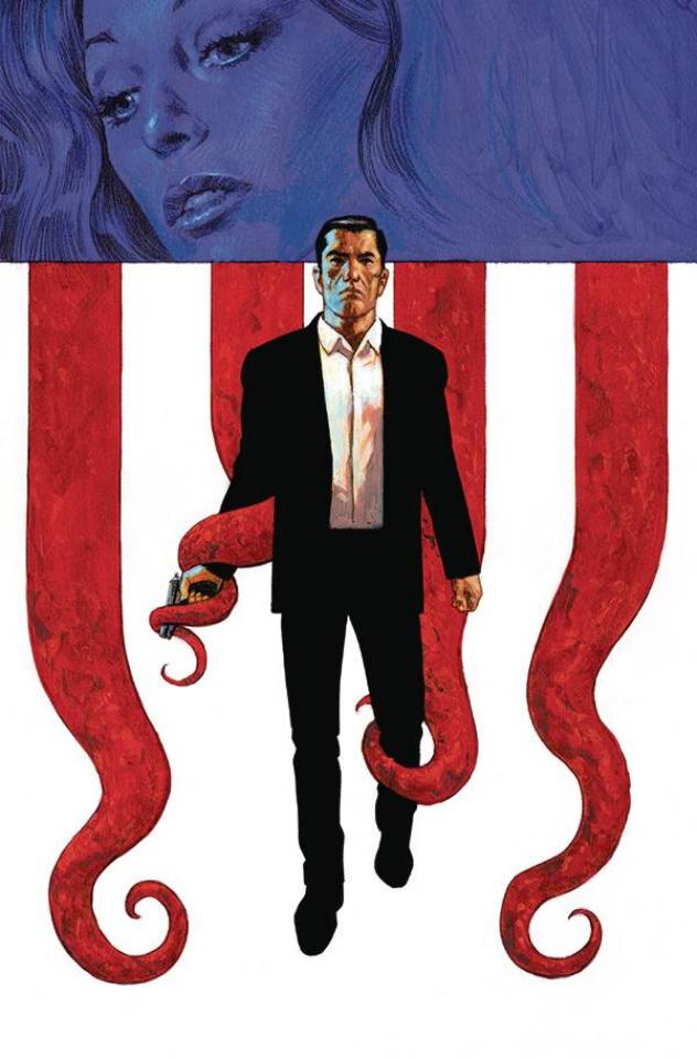 James Bond: Agent of SPECTRE #2 (10 Copy Phillips Cover)