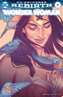 Wonder Woman #27 (Variant Cover)