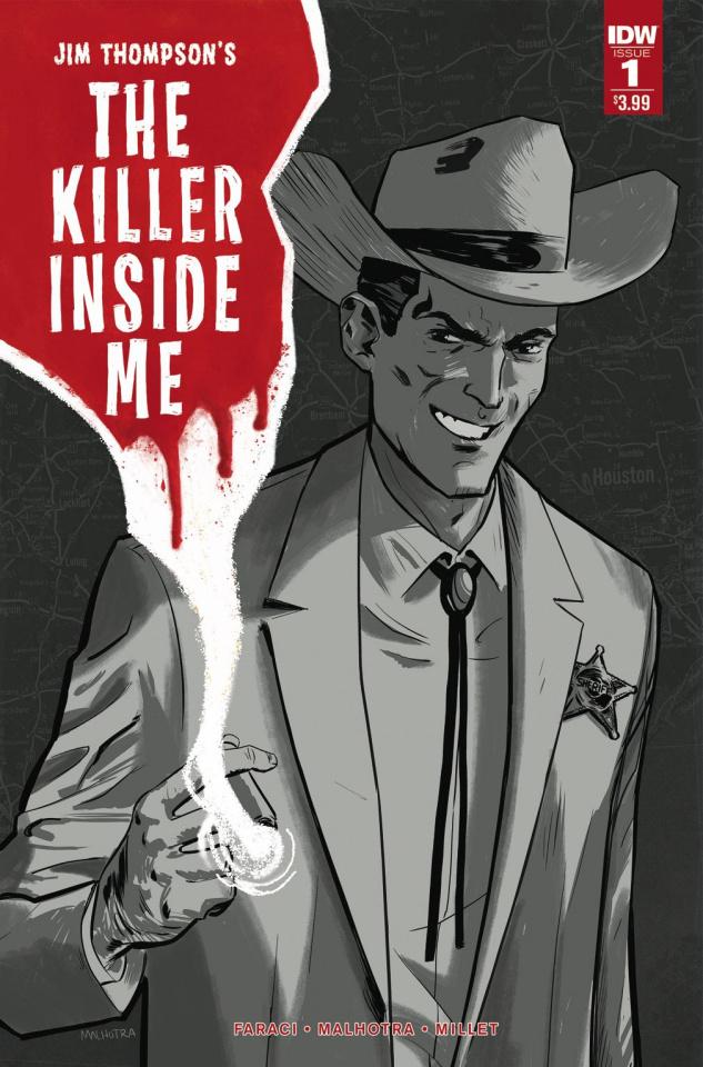 The Killer Inside Me #1 (2nd Printing)