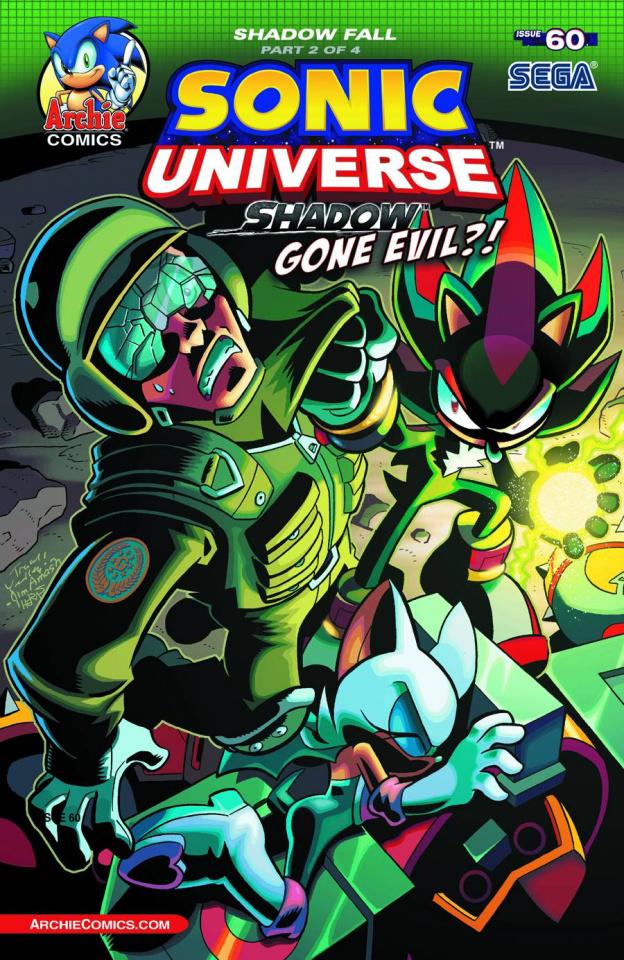 Sonic Universe #60